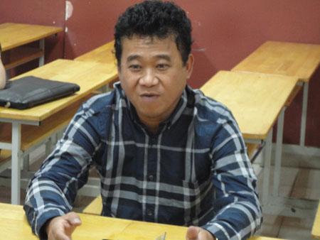 Theo đúng luật, ông Đặng Thành Tâm (ảnh) vẫn chưa phải là Chủ tịch HĐQT Trường ĐH Hùng Vương mà là ông Lương Ngọc Toản vì vẫn chưa có quyết định miễn nhiệm ông này từ phía cơ quan có thẩm quyền.