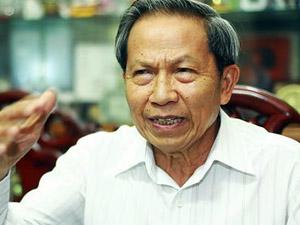 Thiếu tướng Lê Văn Cương - nguyên Viện trưởng Viện Chiến lược Bộ Công an