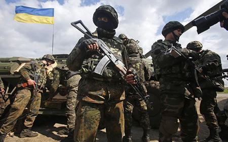 Quân đội Ukriane