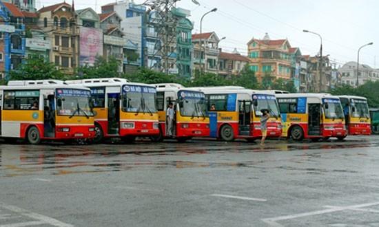 Từ 1.5, giá vé xe buýt tại Hà Nội sẽ đồng loạt tăng.
