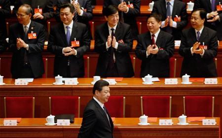 Chính quyền Chủ tịch Trung Quốc Tập Cận Bình