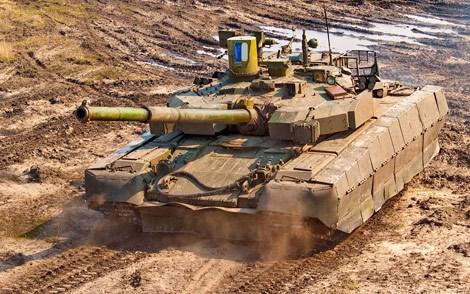 Xe tăng - thiết giáp là mặt hàng xuất khẩu chủ lực của Ukraine trong quá khứ, hiện tại và cả tương lai.
