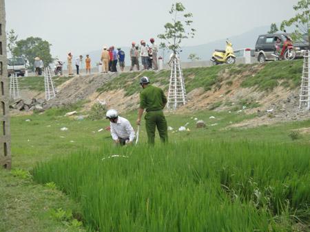Cơ quan chức năng điều tra làm rõ vụ tai nạn