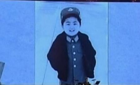 Cậu bé Kim Jong-un