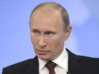 Tổng thống Nga Vladimir Putin - Ảnh: Reuters
