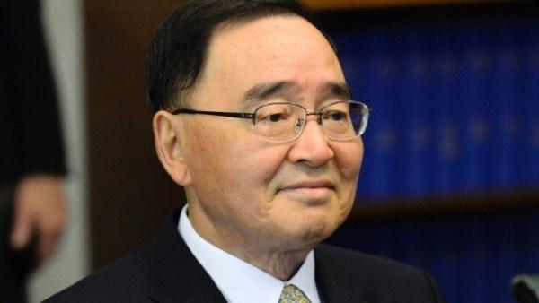Ông Chung Hong-won đã tuyên bố từ chức vì không muốn là