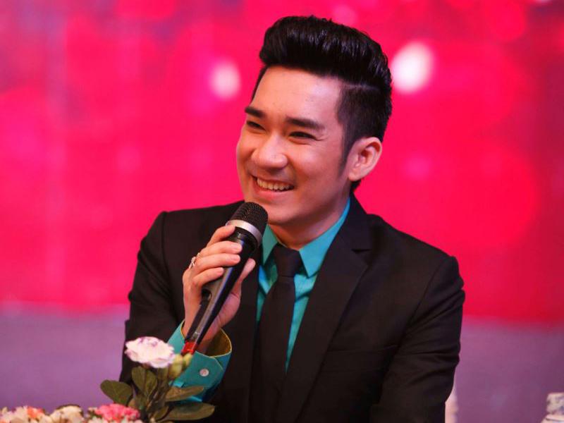 Ca sĩ Quang Hà (Nguồn ảnh: Báo VN&TG)