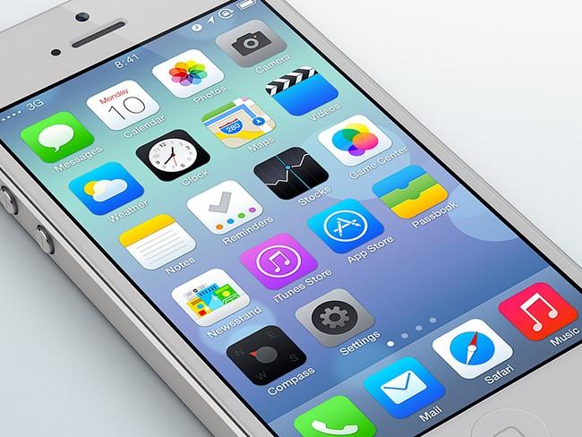 Hệ điều hành iOS 7