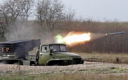 Lực lượng Dân quân Đông Ukraine đang lo sợ