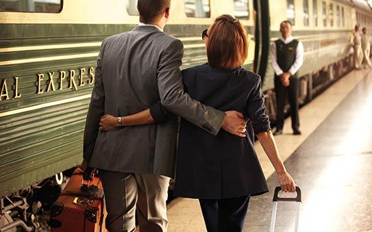 Nên chuẩn bị kỹ cho những chuyến du lịch bằng tàu hỏa.