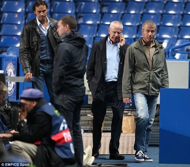 Mourinho đã đánh mất niềm tin từ Abramovich