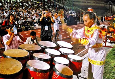 Nhạc võ Tây Sơn. (nguồn vntime.vn)