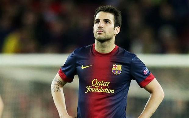 Trả 50 triệu bảng, M.U sẽ có Fabregas