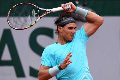 Nhiều thách thức chờ Nadal