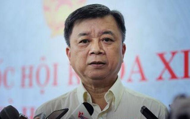 Đại biểu Quốc hội Trương Trọng Nghĩa.