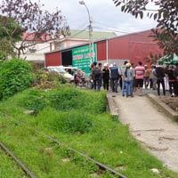 Đà Lạt: Bé sơ sinh bị bỏ rơi bên đường sắt