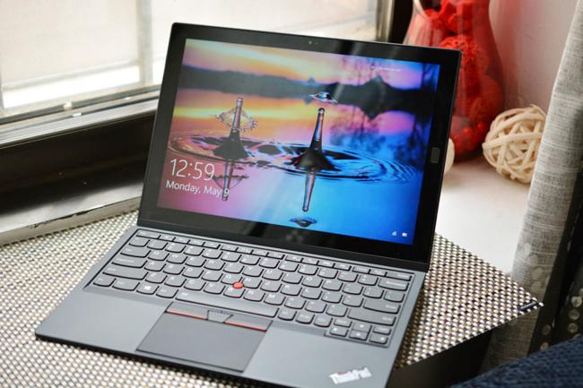 ngam lenovo thinkpad x1: laptop cho doanh nhan hinh anh 1