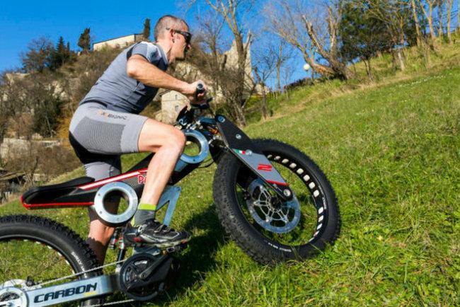 moto parilla carbon: xe dap dien the thao chinh phuc reo cao hinh anh 9
