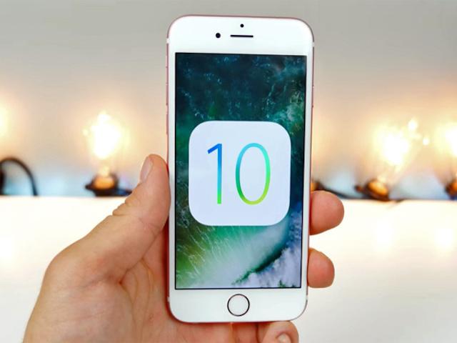 iOS 10.3.2: Bản cập nhật chưa từng có tiền lệ dành cho iPhone