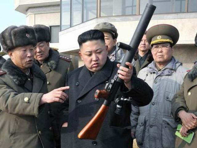 """Báo TQ đáp trả lời dọa """"hậu quả thảm khốc"""" của Triều Tiên"""
