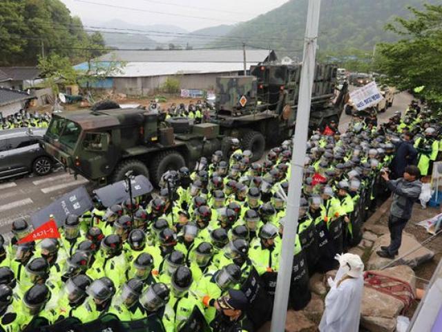Thế lực không ngờ cản Mỹ lắp tên lửa chống Triều Tiên ở HQ