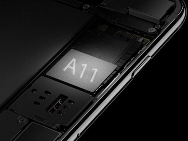Lộ điểm hiệu năng của iPhone 8,