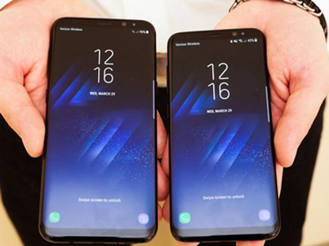 Galaxy S8 phá kỷ lục doanh số, tăng gấp 3 lần Galaxy S7