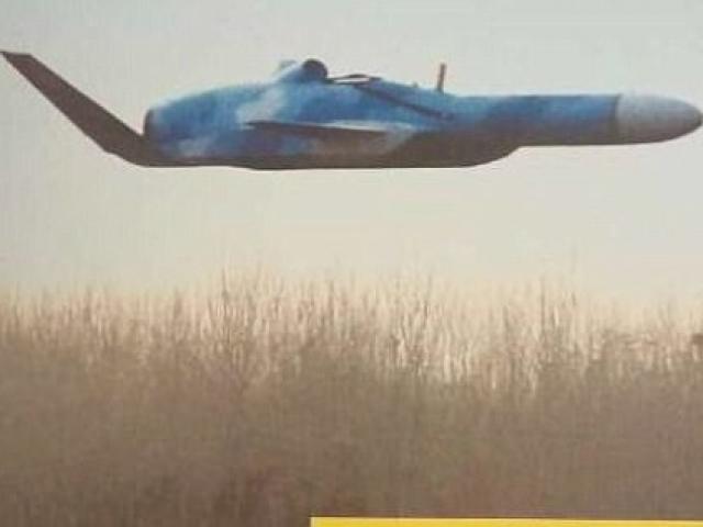 """TQ có máy bay ném bom không người lái biết """"né"""" radar"""
