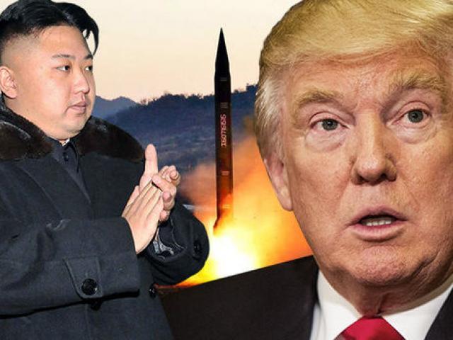 Trump chỉ có 10 phút đáp trả nếu Triều Tiên nã hạt nhân