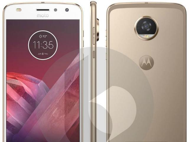 """Lenovo sắp """"trình làng"""" smartphone tầm trung Moto Z2 Play"""