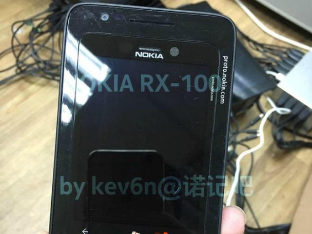 """""""Hoài cổ"""" điện thoại Nokia bàn phím QWERTY ra mắt """"hụt"""""""