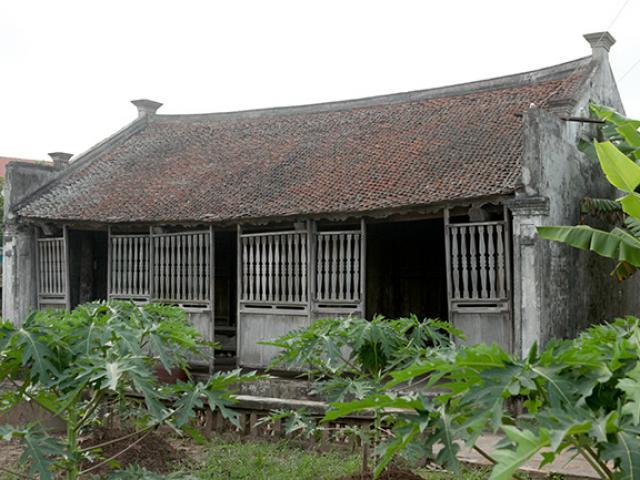 """Chuyện ít biết về """"ngôi nhà Bá Kiến"""" hơn 100 năm tuổi ở """"làng Vũ Đại"""""""