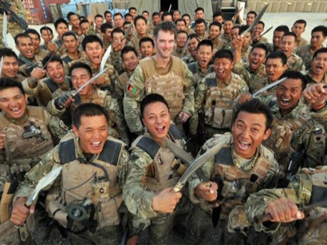 Siêu chiến binh một mình khiến 200 quân Nhật