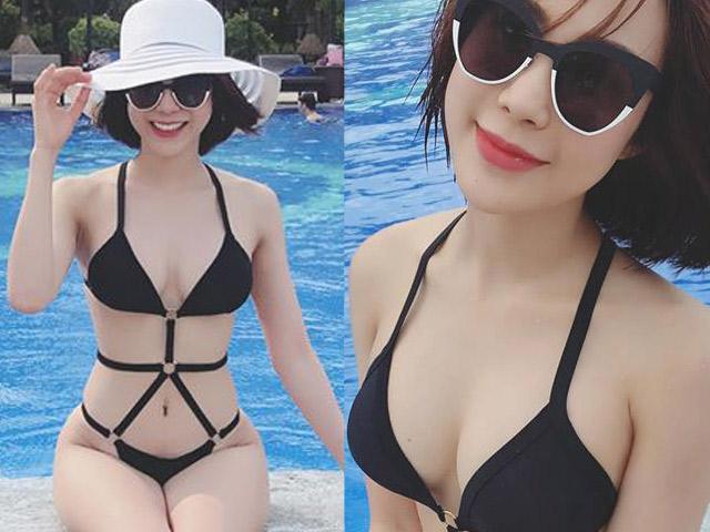 """Mỹ nhân Việt diện bikini """"bốc lửa"""" vẫn bị bóc mẽ """"bẻ cong vạn vật"""""""