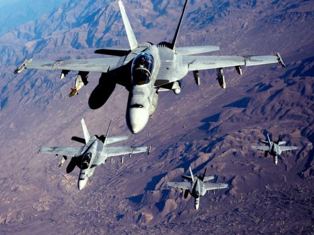 Chiến đấu cơ Mỹ lần đầu bắn hạ máy bay chiến đấu Syria