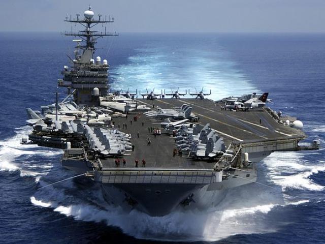 Loại tàu chiến duy nhất của Hải quân Mỹ không thể chìm