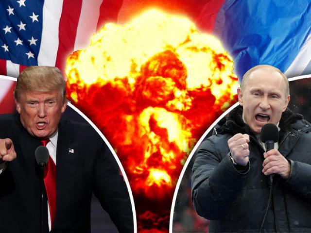 Khóa mục tiêu máy bay Mỹ, Nga có dám khai hỏa?