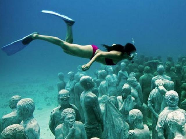 Thế giới ngầm bên trong 10 thành phố cổ đại bị nhấn chìm dưới nước