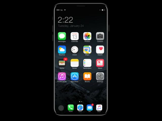 Apple vẫn chưa quyết sử dụng loại cảm biến vân tay nào cho iPhone 8