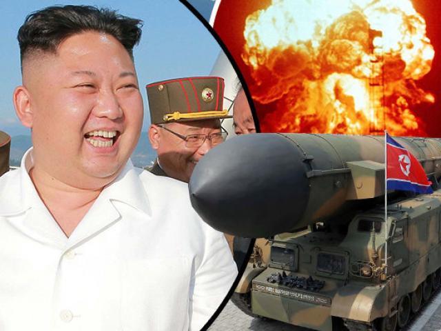 Triều Tiên khoe vũ khí hủy diệt ngay trong hôm nay?