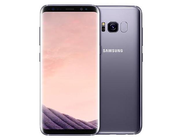 Samsung Galaxy S8+ màu tím khói chính thức ra mắt