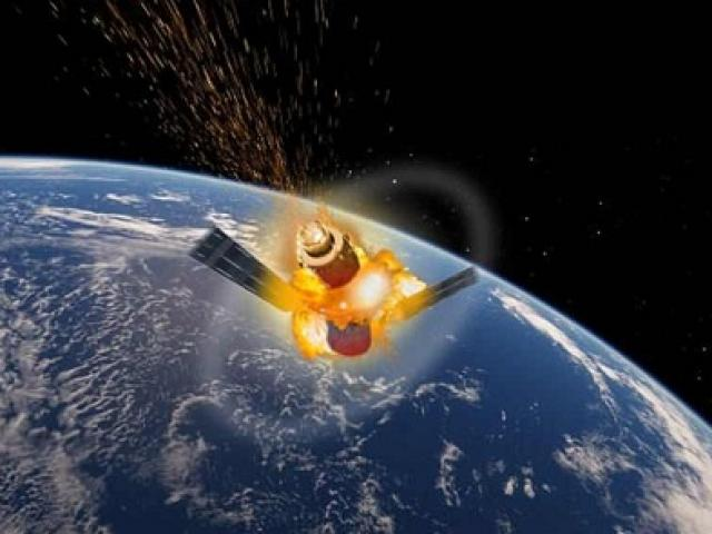 Trạm vũ trụ TQ 8,5 tấn lao xuống Trái đất, tạo quả cầu lửa khổng lồ