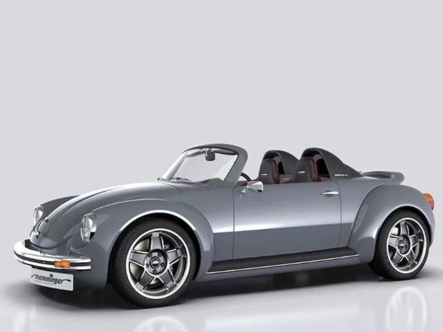 Ngắm bản độ xuất sắc của Volkswagen Beetle cổ điển