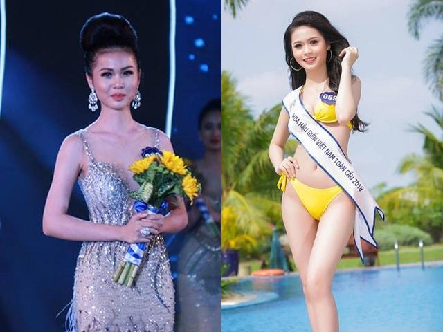 Lộ diện tân Hoa hậu Biển Việt Nam toàn cầu 2018