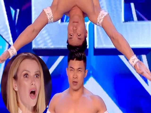 Quốc Cơ, Quốc Nghiệp khiến giám khảo Britian's Got Talent sửng sốt