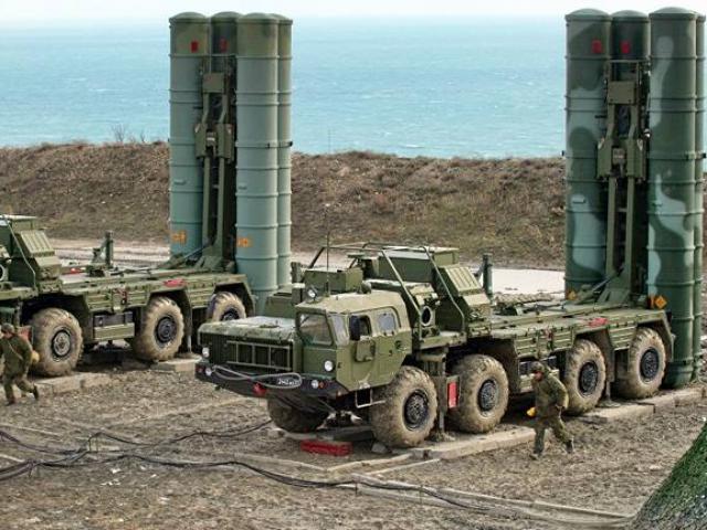 Hệ thống tên lửa S-500 Nga dễ dàng diệt gọn máy bay tàng hình Mỹ?