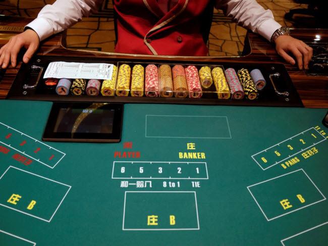 ve xa hoa choang ngop trong khu nghi duong va casino 3,4 ty usd o ma cao hinh anh 8