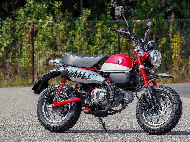 CHÍNH THỨC: Honda hồi sinh huyền thoại Monkey