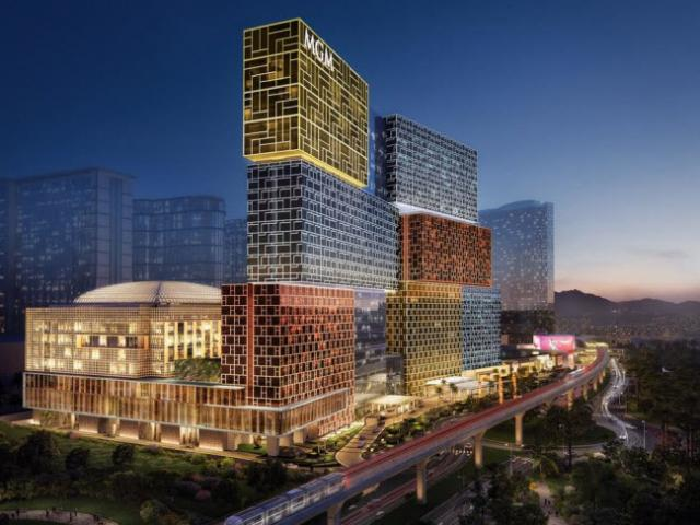 Vẻ xa hoa choáng ngợp trong khu nghỉ dưỡng và casino 3,4 tỷ USD ở Ma Cao