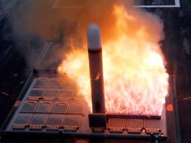 Nga được gì từ tên lửa Tomahawk nguyên vẹn Mỹ rơi ở Syria?